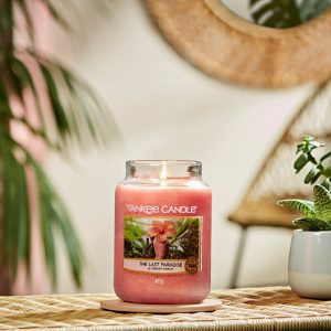 Mother's Day Yankee Candle Last Paradise