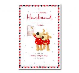 Valentines Card Husband