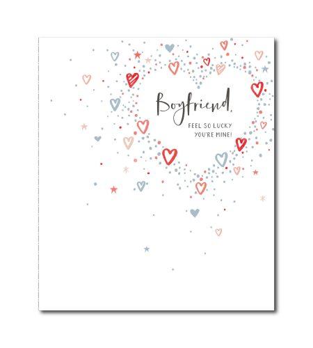 Valentines Card Boyfriend