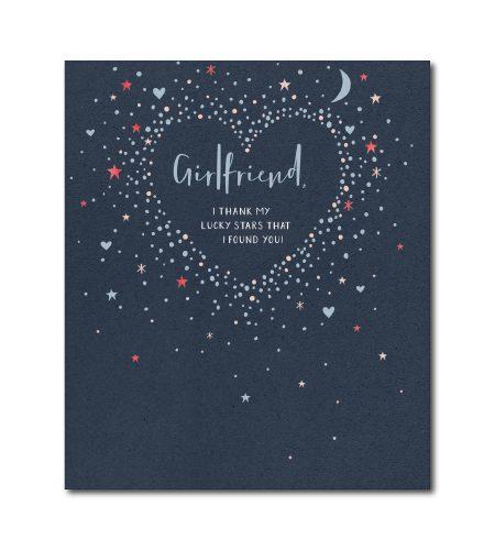 Valentines Card Girlfriend