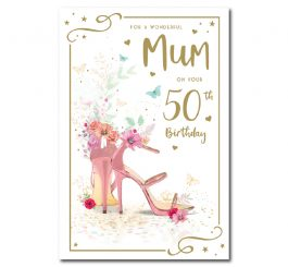 Mum 50th Birthday