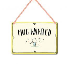 Hug Wanted